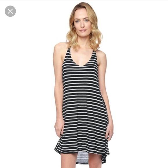 4668afbbef47 Splendid Dresses | Valletta Stripe Swing Dress Size Medium | Poshmark